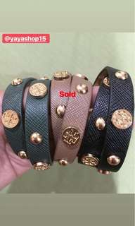 Gelang tory bruch (NEW)