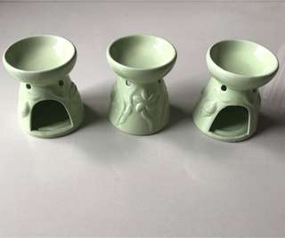 Aromatherapy oil burner *3 pcs*