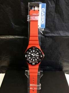 """MRW-200HC-4B卡西歐品牌手錶""""Casio""""日本機芯一年保養"""