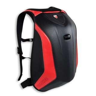Ducati Redline No Drag Backpack by Ogio Motorcycle Motorbike Superbike Bag Rucksack Backpack Ruck sack Back pack