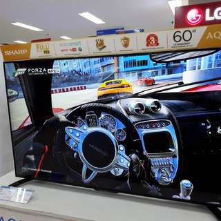 Led Tv SHARP 60 Inch MURAH (Bisa Kredit)