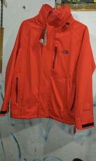 REPRICED!!!! TNF Jacket Orange