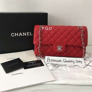 Ready Stock Chanel Classic Flap 25cm