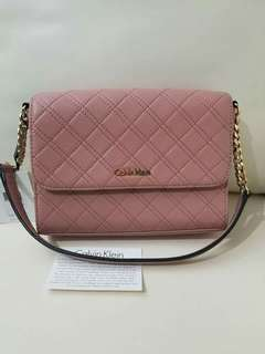 Calvin Klein Quilted Bag From US