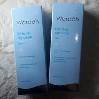 [SALE] Wardah Lightening Day and Night Cream (step 1) 20ml