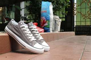 Converse CT low dark grey