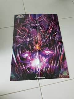 Buddyfight Poster For sale