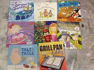 Beautiful picture books