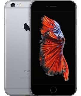 refurbished iphone 6sPlus space grey 16gb