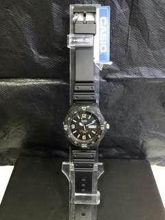 """MRW-200H-1B3卡西歐品牌手錶""""Casio""""日本機芯一年保養"""