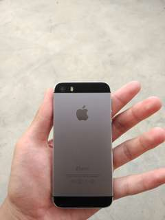 Iphone 5s 64GB grey mirah