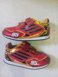 Adidas Cars Mcqueen Shoes
