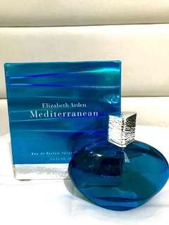 Authentic Elizabeth Arden Mediterranean Perfume