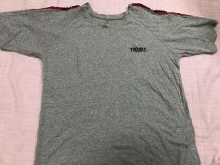 🚚 韓國製運動風T-shirt