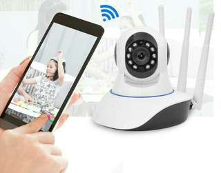 NEW Wifi IP CCTV Camera Voice