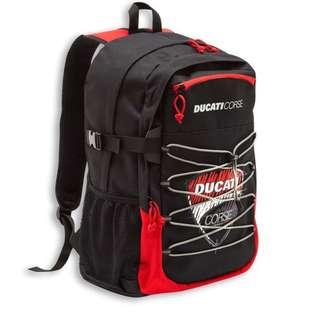 Ducati Corse Sketch Backpack Back pack Rucksack Ruck Sack