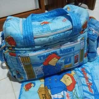 Diapers Bag Paddington