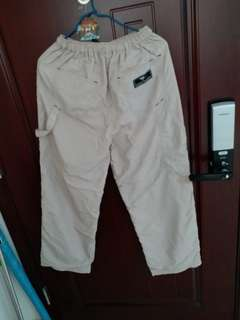 Sports trousers..by famous brand..Dash Cheetah. Size 38 inches long.. almost new