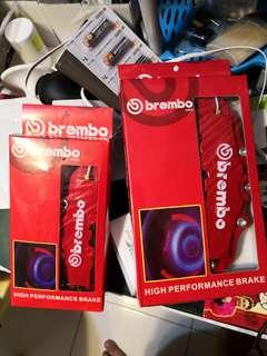 Brembo brake cover