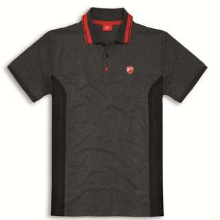 Official Ducati D-Attitude Short Sleeved Polo Shirt Size Small Medium Large X-Large XX-Large XXX-Large