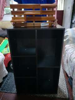 Wooden 5 whole Cabinet