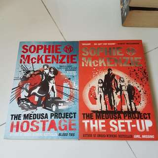 The Medusa Project - Hostage and The Set-Up