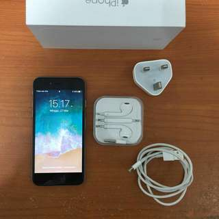Iphone 6 64gb space grayMulus inter bisa tukar tambah