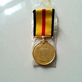 Negeri Sembilan Medal Vintage