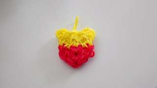 Rainbowloom charm