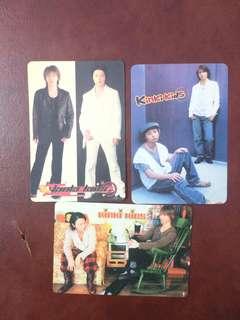 Kinki kids Yes Card
