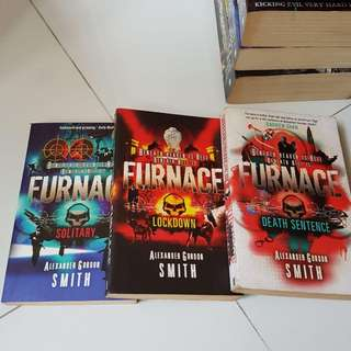 Furnace books