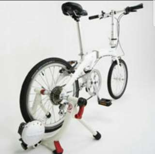 "Minoura mini trainer 18"" to 20"" wheel"