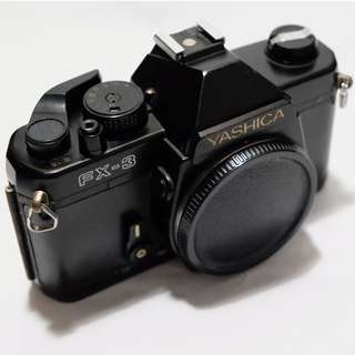 Yashica FX-3 Film Camera (Body only)