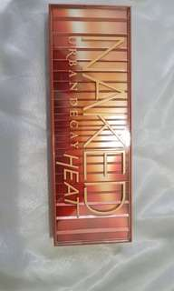 Urban Decay Naked Heat Palette (full size-12 shades)