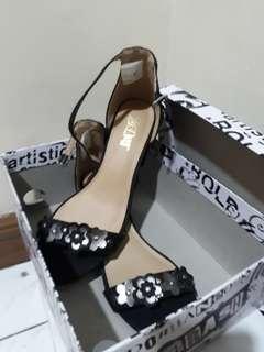 Block 2 inch heels