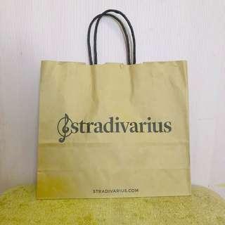 #mausupreme Paperbag Stradivarius