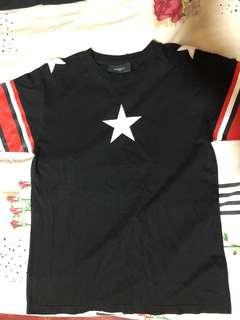 Y3 adidas and Givenchy shirt