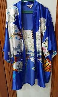 Japanese bathrobe