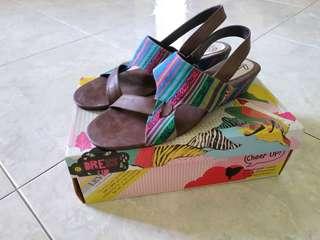 Heels I Wear Up by Diana Rikasari