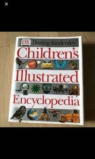 BN children's Illustrated Encyclopedia