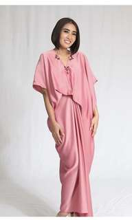 Pink Caftan by @muva.attire
