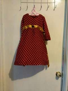 Dress for kids 3y