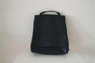 Mini Black Bagpack