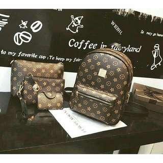 4in1 LV Backpack