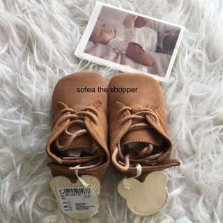 Clarks Baby leather shoes