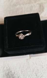 Mabelle鑽石戒指