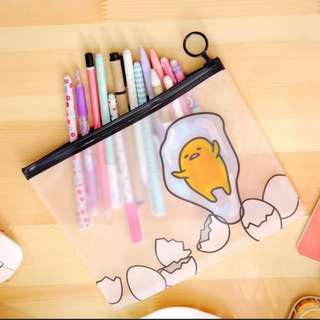2 for $5.50 Gudetama Pencil Case