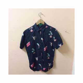 Shirt fancy pattern cartoon