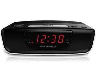 Philip AJ3123 Radio Clock