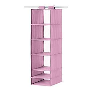 IKEA Skubb Hanging Closet Organiser (Purple) #listforikea